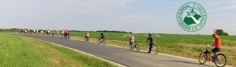 Kerékpárral 7 határon át 2020